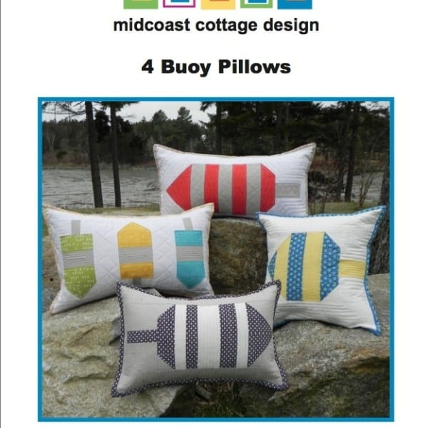 Buoy pillows front cover